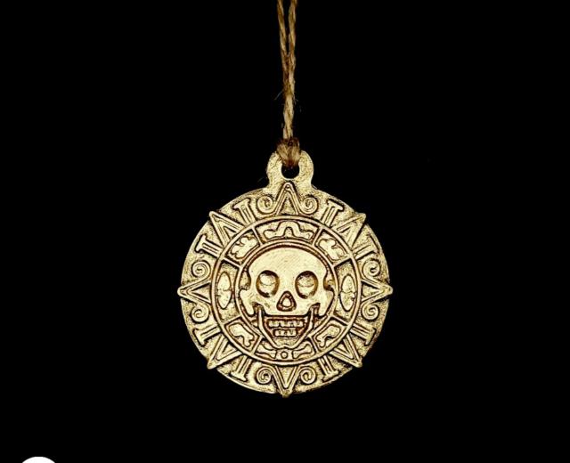 medalion piraci z karaibów