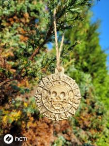 Medalion - Wydruk3d Kraków